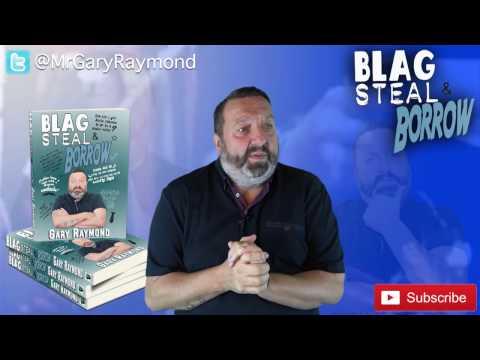 GARY RAYMOND YOUTUBE CHANNEL INTRO