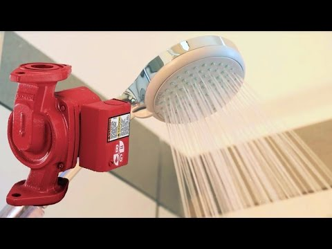 Hot water recirculation pumps explained