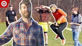 Scott Rogowsky Shows You Weird Sports   Quidditch