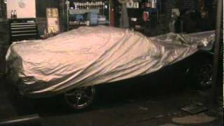 Properly Applying and Removing Your Car Cover