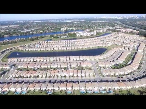 Aventura Isles Homes And Townhomes Located In South Florida