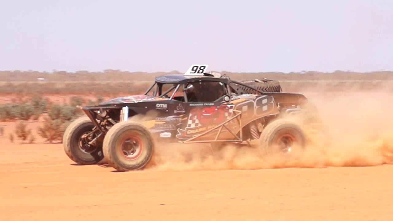 Kalgoorlie Desert Race 2018 Highlight Reel - YouTube