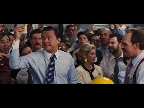 The Wolf Of Wall Street 2013 BDRip 1080p - Волк с Уолл-стрит Отрывок