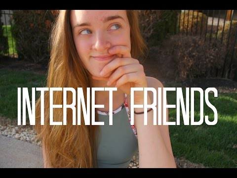Are Your Internet Friends Real Friends?