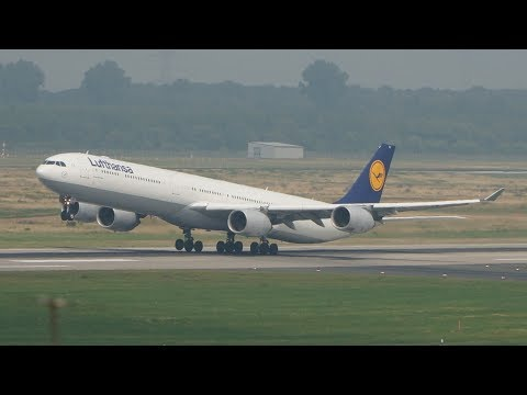 時代に取り残された旅客機 エアバス A340【迷列車で行こう海外編】番外編