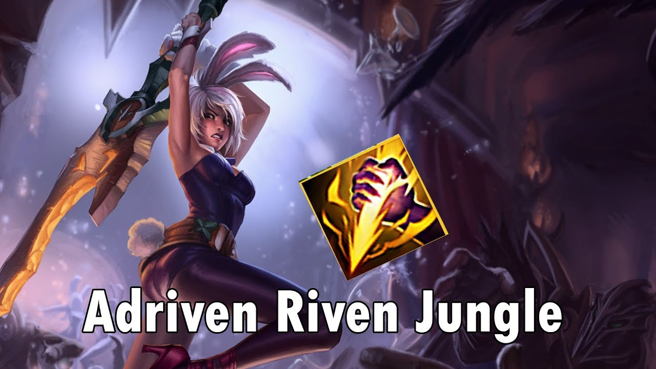 how to play jungle riven