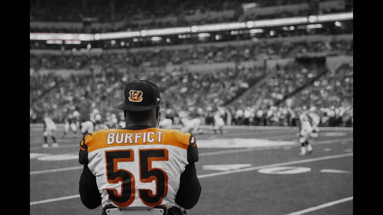 Vontaze Burfict Bengals Tribute Highlights ᴴᴰ