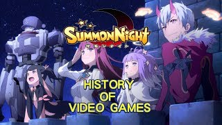 History of Summon Night サモンナイト (2000-2017) - Video Game History