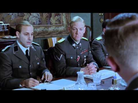 Conspiracy (2001) - Friedrich Wilhelm Kritzinger's Opposition
