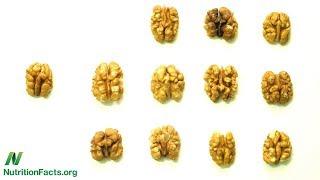 PREDIMED: Ochrání nás ořechy před mozkovou mrtvicí?