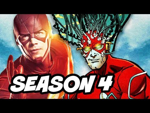 The Flash Season 4 - The Thinker Villain Confirmed and Comics Explained