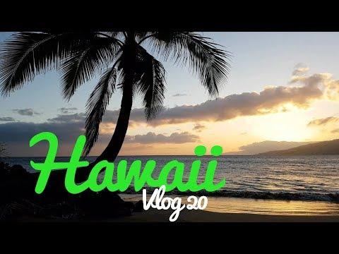 VLOG 20 // HALEAKALA ET COUCHER DE SOLEIL - Dernier jour à Maui - Hawaii