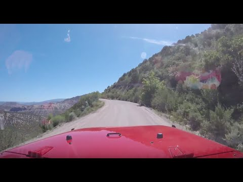 Coffee Pot Road - Dotsero, Colorado - White River National Forest - Jeep JK