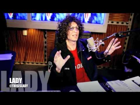 """Lady's track """"Pussy"""" discussed on The Howard Stern Show ..."""