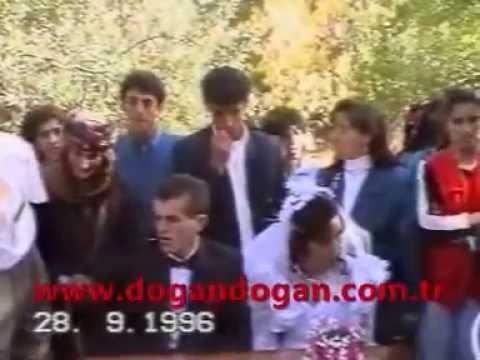 1996 YILI  AMBAR VE ÇİFTLİK KÖYÜ DÜĞÜN VE  KINA, ALİ DOĞAN'IN DÜĞÜNÜ 2