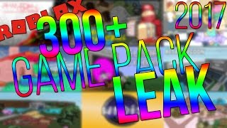 ROBLOX GAME PACK LEAK! (300+ GAMES + SCRIPTS) (WORKING/2017) PHANTOM FORCES, MEEPCITY!