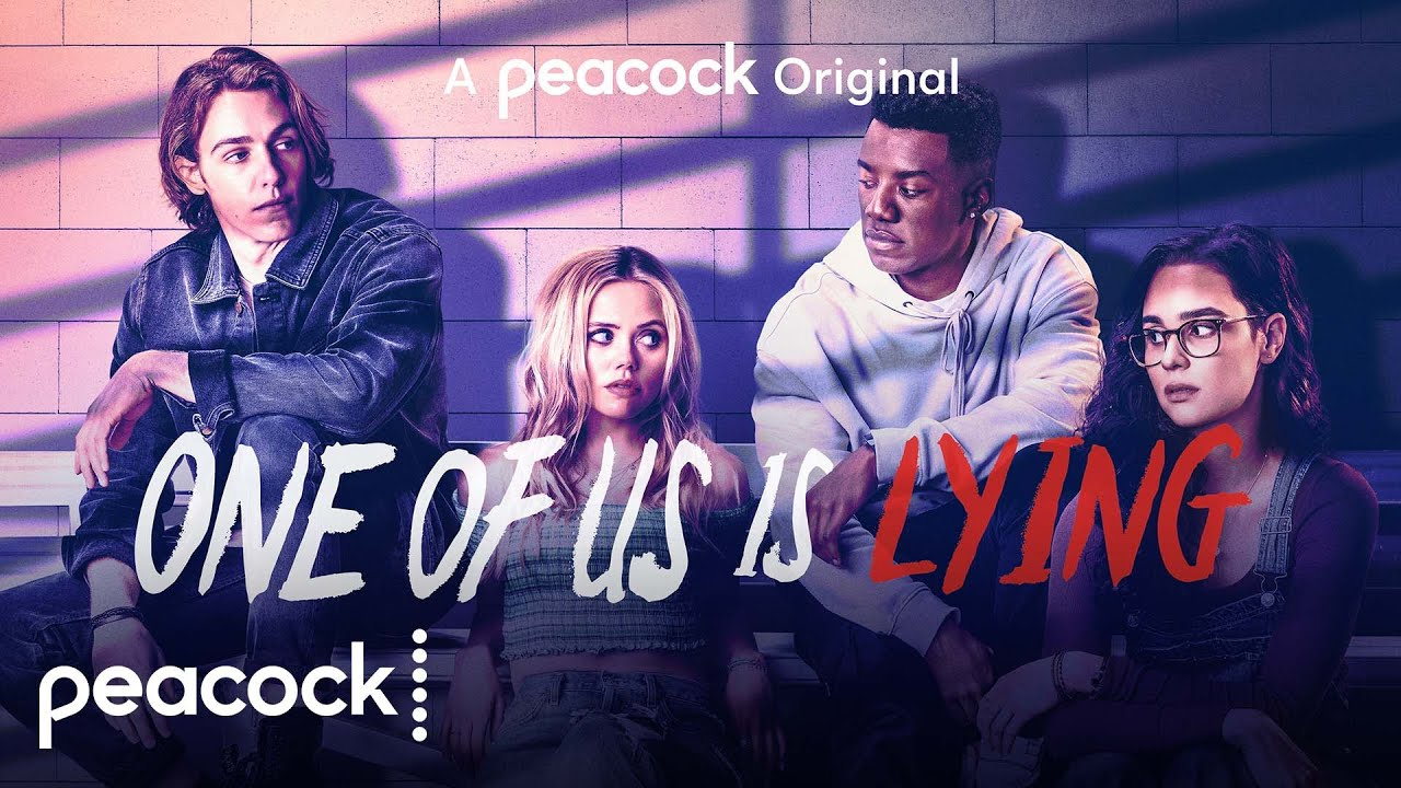 One of Us Is Lying | Official Trailer | Peacock Original - YouTube