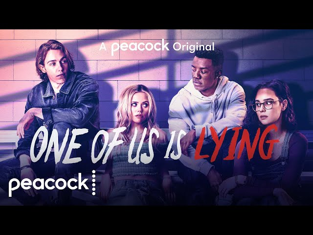 One of Us Is Lying   Official Trailer   Peacock Original