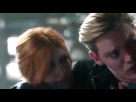 Shadowhunters S1E11 - Poisoned & Injured Jace finds Michael Wayland (Dominic Sherwood)