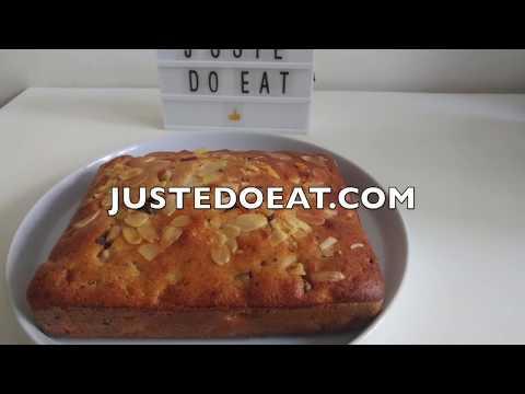 recette-cake-amandes-poires-chocolat