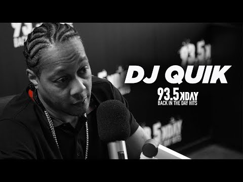 DJ Quik Says G Perico Will Carry On The West Coast Scene