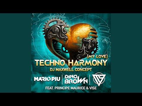Mario Più, Dino Brown & 7MQ - Techno Harmony scaricare suoneria