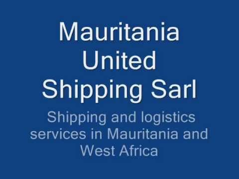 Shipping and logistics services in Mauritania