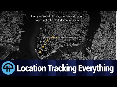 Location Tracking Gone Mad