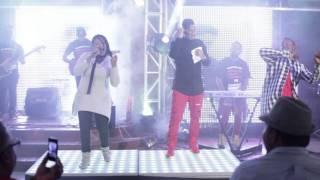 J-RO El Ministro feat. Ciudad Santa - Mi Bendición (Video Live)
