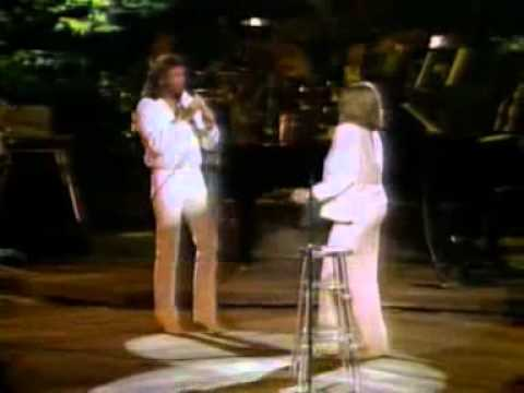 Barbra Streisand & The Bee Gees - Guilty LIVE