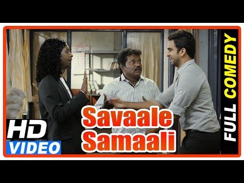 Savaale Samaali Tamil Movie | Scenes | Full Comedy | Ashok Selvan | Jagan | Bindu Madhavi