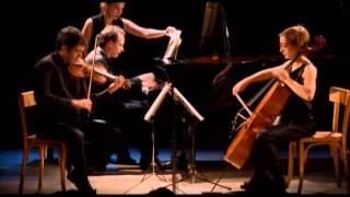 Robert Schumann, Trio avec piano no. 2, opus 80 - 1. Sehr lebhaft.
