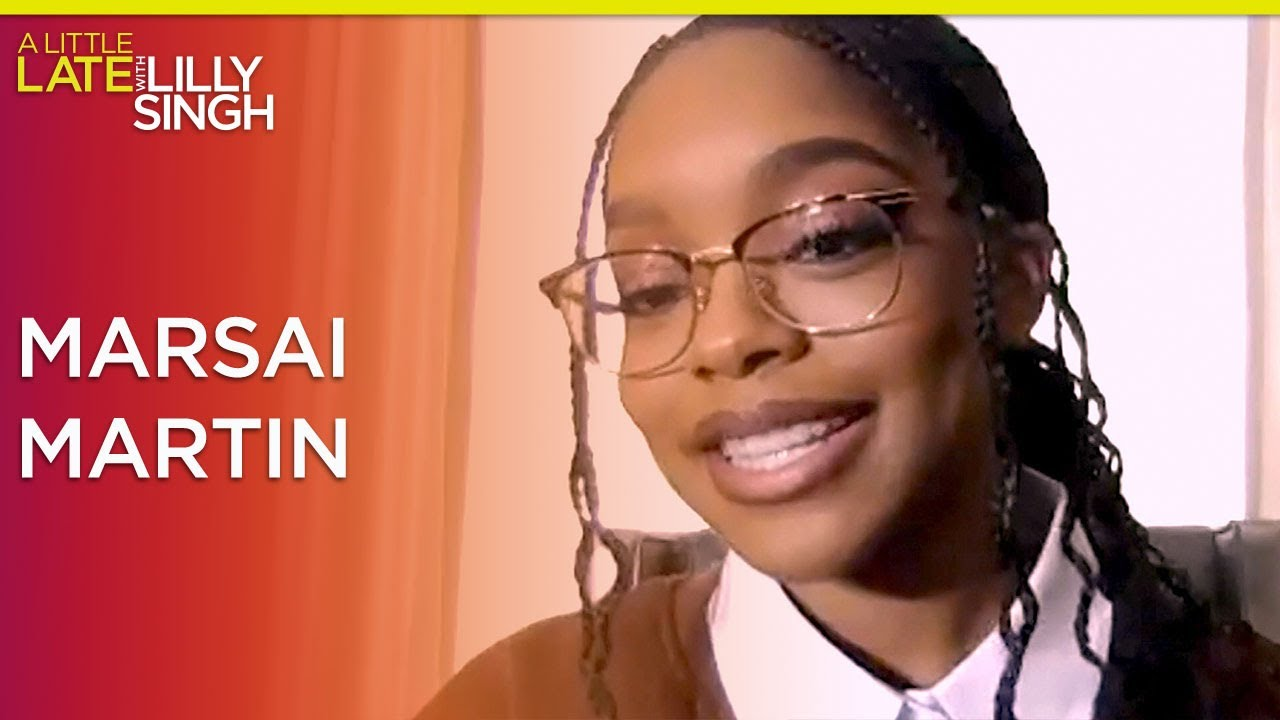 Beyoncé Surprised Marsai Martin on Her Birthday