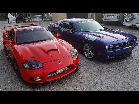 american muscle cars vs japanese muscle cars -||- versus series