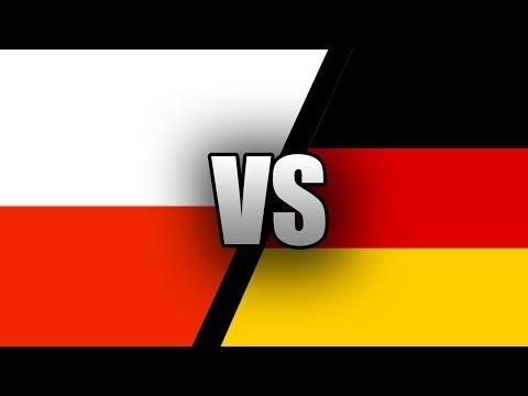 Polish rap vs German rap !!!