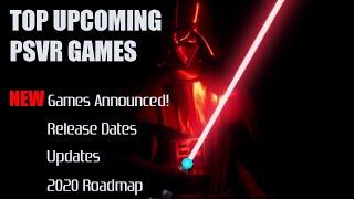 Top Upcoming Psvr Games 2020