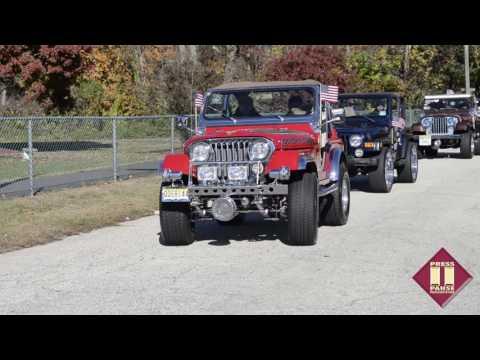 Willingboro Veteran's Day Parade 2016
