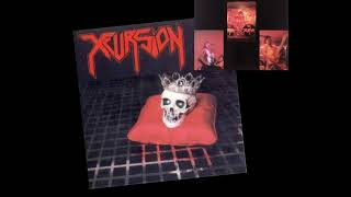 XCURSION - Mouthful of Steel - Heavy Metal USA