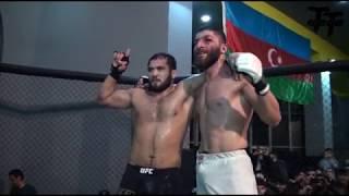 KHAZAR SELECTION: 77 kg ALİ MAHRO BAHTİYARİ (PERSİAN WARRIORS) vs NƏRİMAN ABBASOV (QƏBƏLƏ)