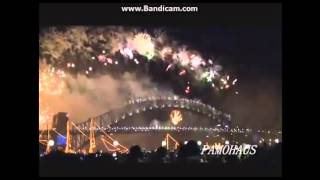 Sidney Australia New Year 2013 Celebration