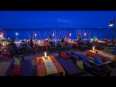 Moon Dance & Moon Walk Restaurant & Bar (Baan Samui Resort)