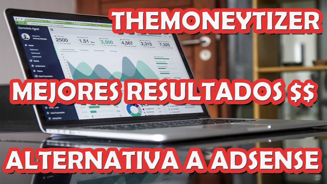 ALTERNATIVA A GOOGLE ADSENSE: THEMONEYTIZER PAGA MEJOR 🤑