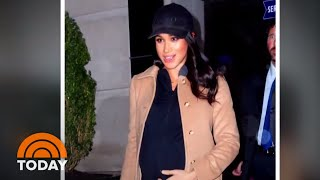 Inside Meghan Markle's Star-Studded Baby Shower | TODAY