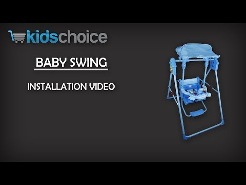 Kids Choice: Baby Swing [Installation Video]