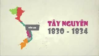 Vì sao Việt Nam Hình chữ S | Lịch sử Việt Nam | Trung Notes