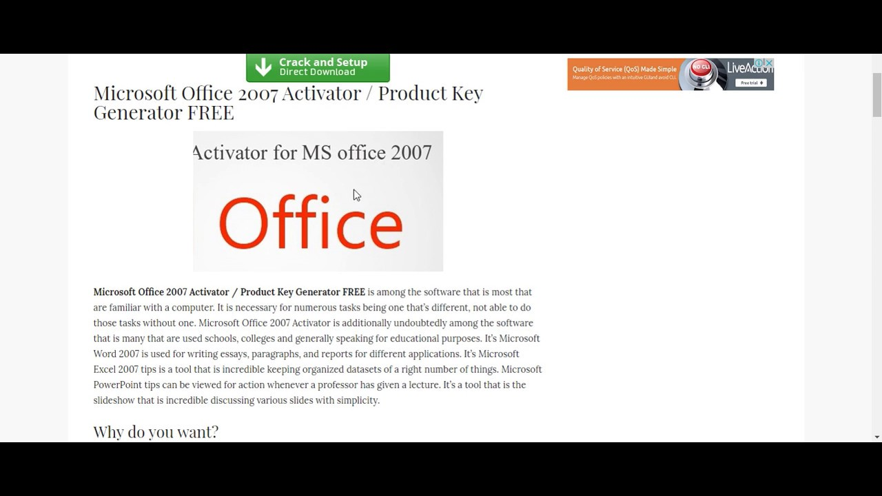 ms office 2007 with key download
