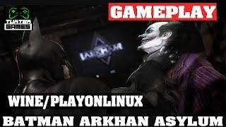 Gameplay Batman Arkham Asylum