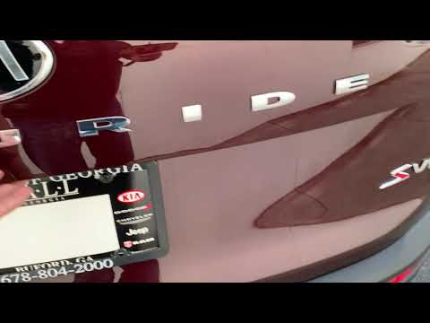 텔루라이드 S 모델 뜯어보기!! 2부 2020 Telluride S V6