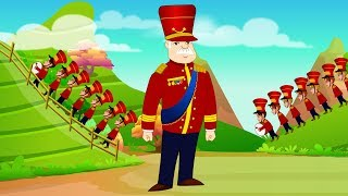 Nursery Rhymes By Kids Baby Club - Grand Old Duke Of York