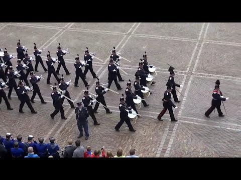 Muziek Binnenhof op Prinsjesdag 2013